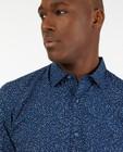 Chemises - Chemise bleu foncé à imprimé Lerros
