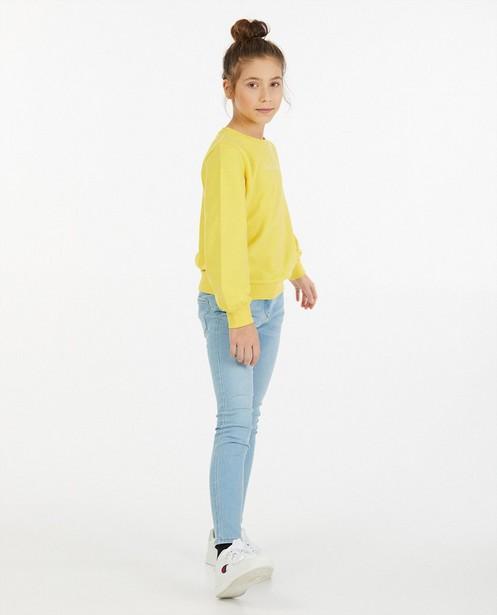 Skinny bleu clair Marie, 7-14 ans - stretch - JBC