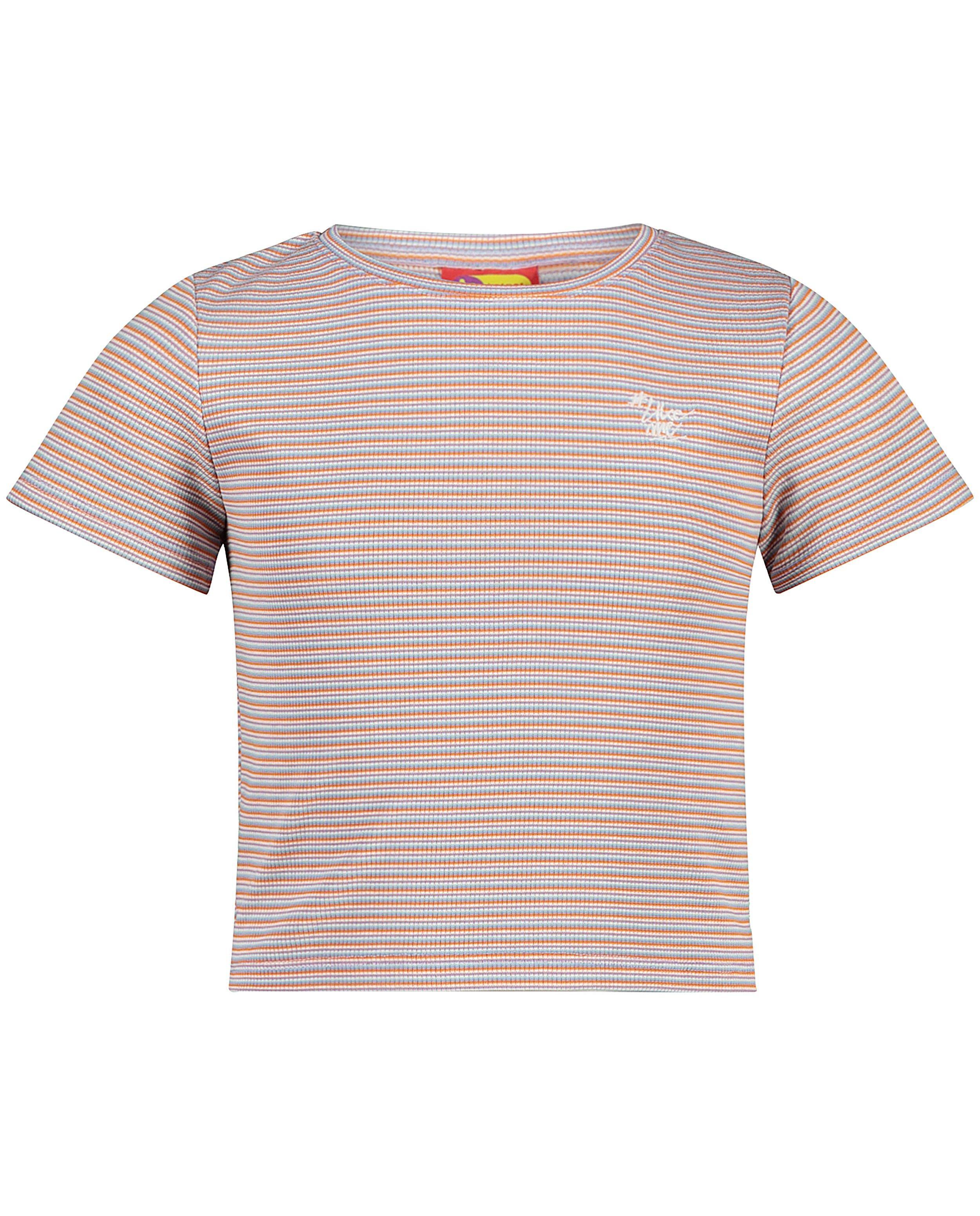 T-shirt rayé #LikeMe