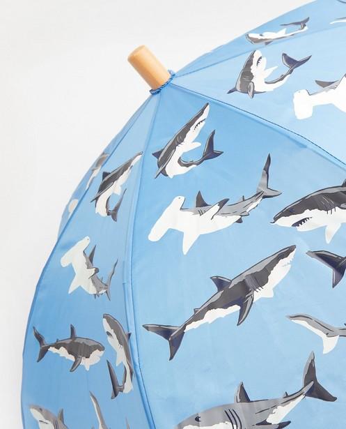Gadgets - Parapluie bleu à imprimé Hatley