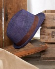 Chapeau bleu Communion - denim - JBC