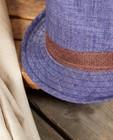 Bonneterie - Chapeau bleu Communion