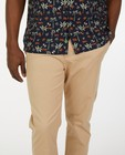 Pantalons - Jogger beige Hampton Bays