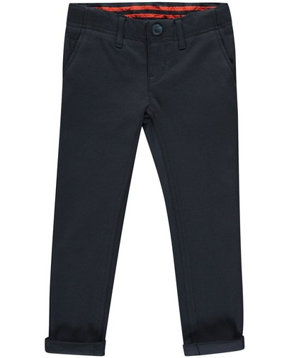 Blauwe chino met slim fit Hampton Bays