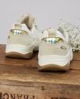 Schoenen - Beige sneakers, maat 33-38