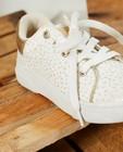 Chaussures - Des baskets à paillettes dorées, pointure 30-38