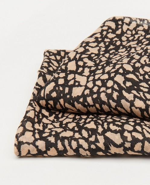 Breigoed - Sjaal met print Pieces