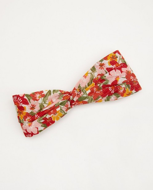 Haarband met bloemenprint - allover - Milla Star