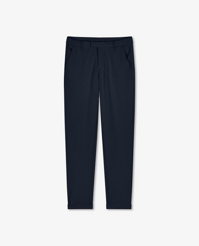 Pantalon bleu Marylène Madou