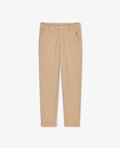 Pantalon beige Marylène Madou