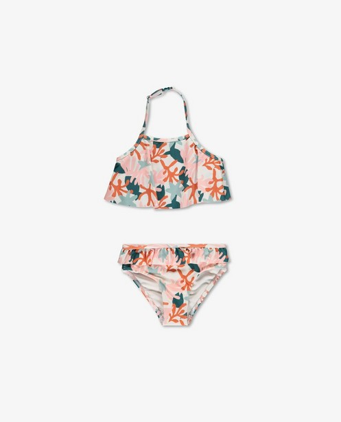 Bikini met zeewierprint - #familystoriesjbc - Familystories