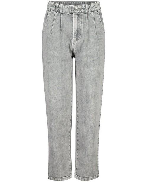 Jeans slouchy gris Garde de Nuit - effet délavé - Nachtwacht
