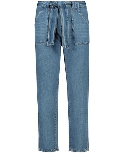 Blauwe jeans  Eva Youh!
