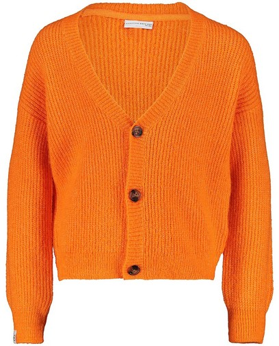 Cardigan orange Hampton Bays