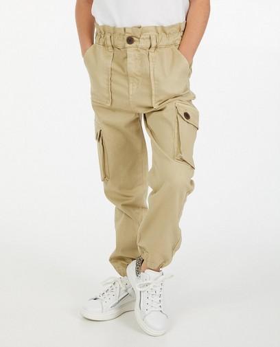 Pantalon cargo beige, Hampton Bays
