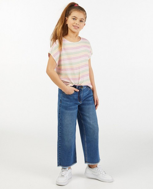 Jupe-culotte bleue Peppa Hampton Bays - denim - Hampton Bays