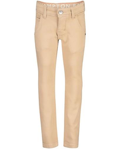 Pantalon beige en coton bio Hampton Bays