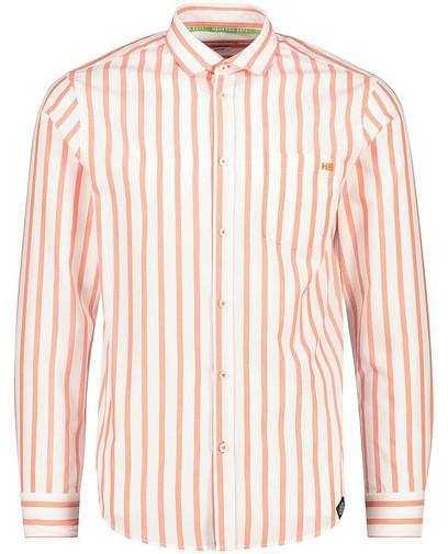 Wit hemd met strepen Hampton Bays