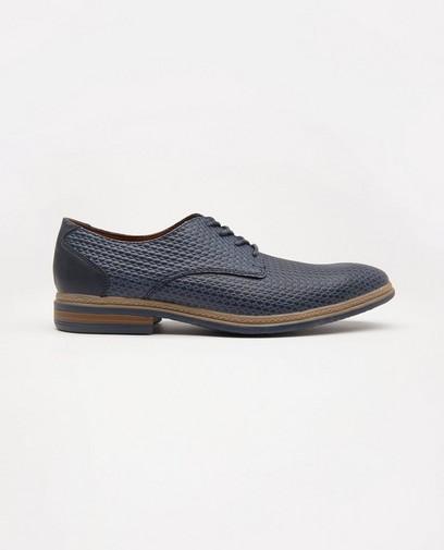 Donkerblauwe schoenen, maat 40-46