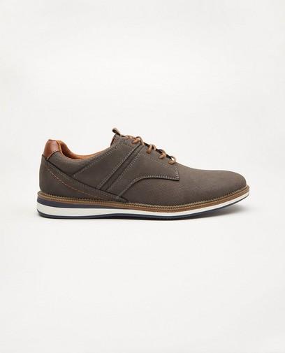 Grijsbruine schoenen, maat 40-46