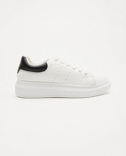 Baskets blanches, pointure36-41