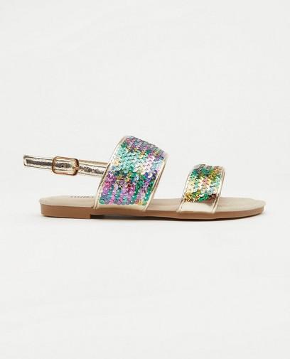Sandales à paillettes, pointure28-32
