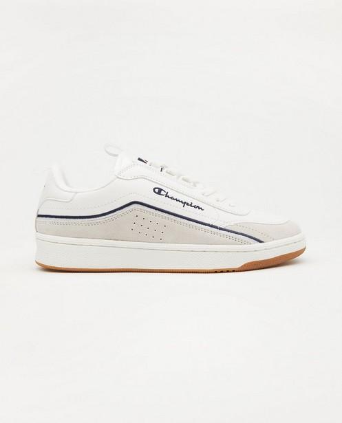 Witte Champion-sneakers, maat 40-46 - met gaatjes - Champion