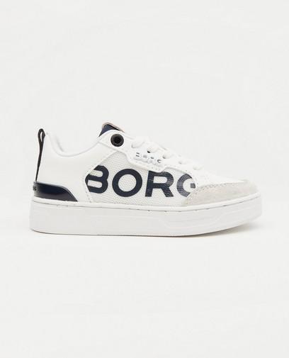 Witte sneakers Björn Borg, maat 28-32