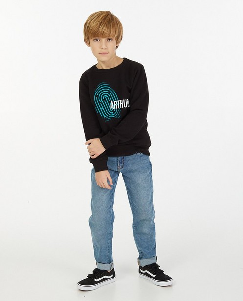 Unisex sweater De Mol, Studio Unique - personaliseerbaar - De Mol