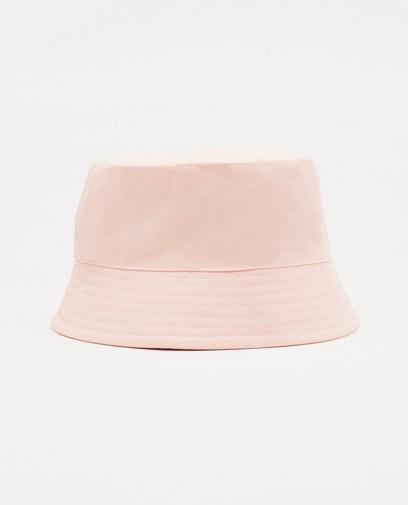 Chapeau de pêcheur rose