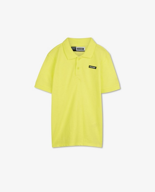 Fluo polo met rubberen patch Raizzed - stretch - Raizzed
