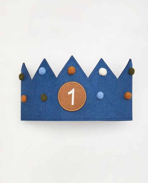 Breigoed - Verjaardagskroon AVA x JBC (1-8)