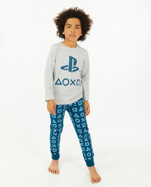 Grijze pyjama PlayStation - tweedelig - Ninja