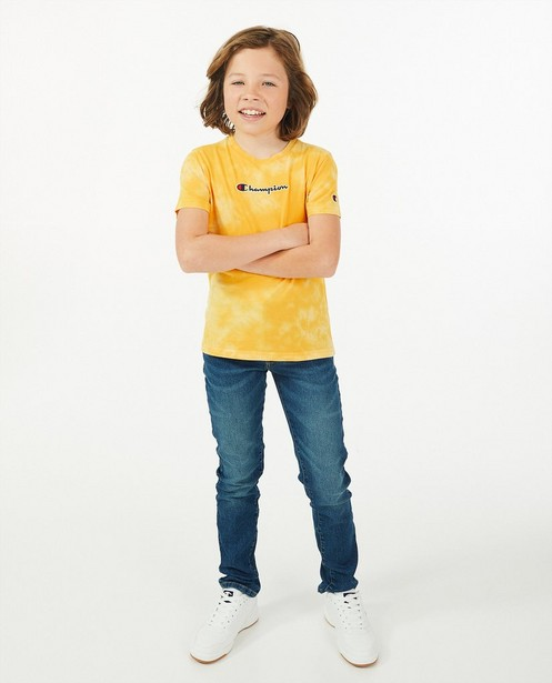 T-shirt unisexe avec tie dye Champion - stretch - Champion