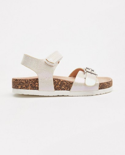 Sandales blanches Sprox, pointure27-32