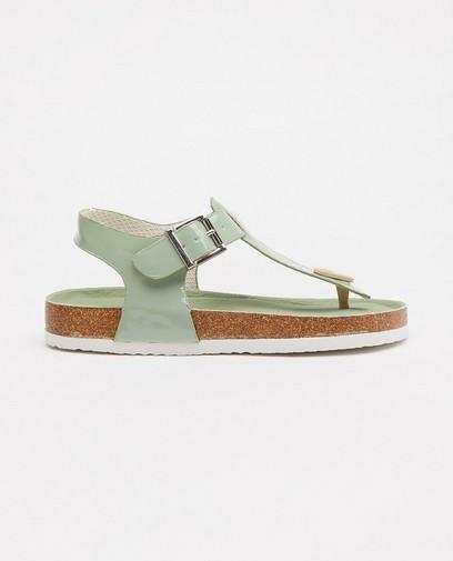 Sandales vert cendré Sprox, pointure 33-38