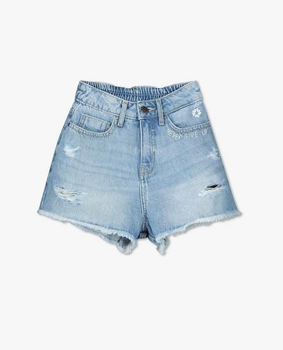 Shorts en denim Steffi Mercie