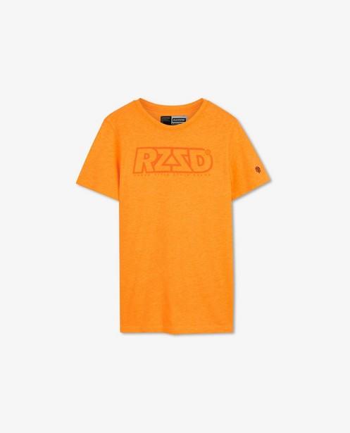 Fluo T-shirt met opschrift Raizzed - rubberprint - Raizzed