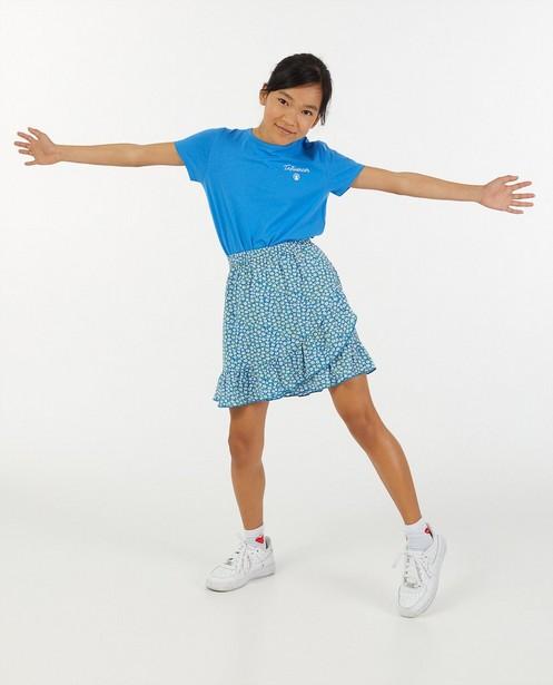 T-shirt à inscription BESTies - stretch - Besties