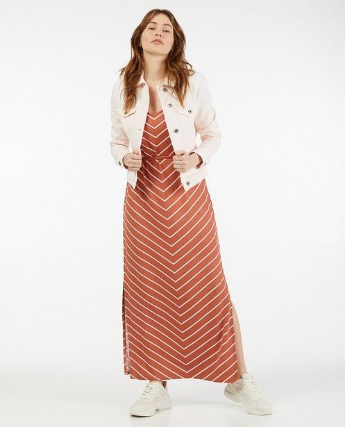 Veste en jeans rose clair Sora - denim - Sora