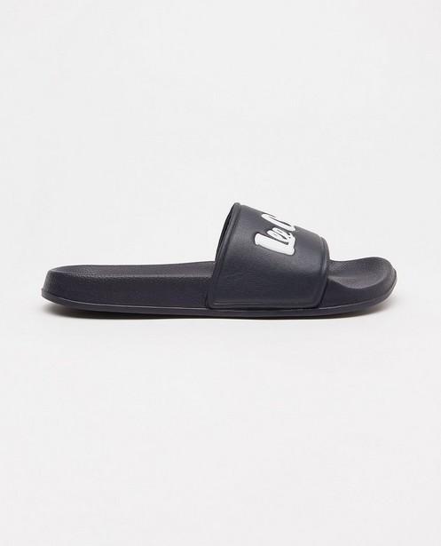 Lee Cooper-slippers, maat 40-46 - met opschrift - Lee Cooper