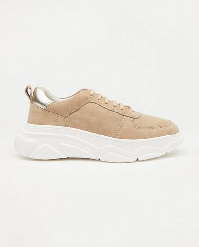 Beige sneakers Sora