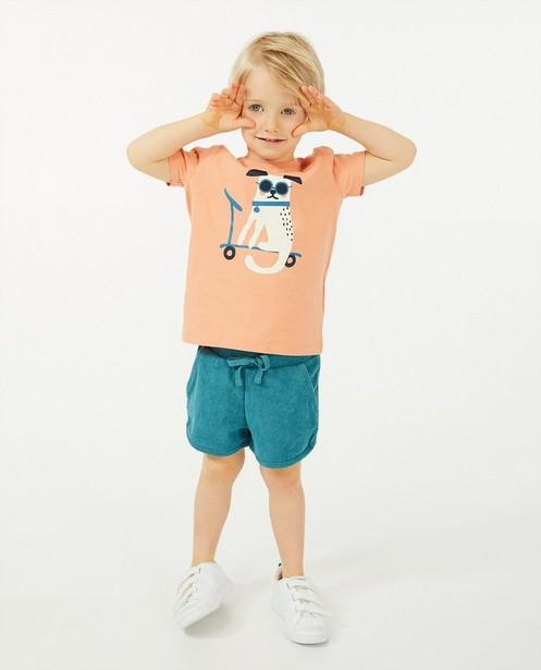 T-shirt à imprimé animal BESTies - avec du stretch - Besties