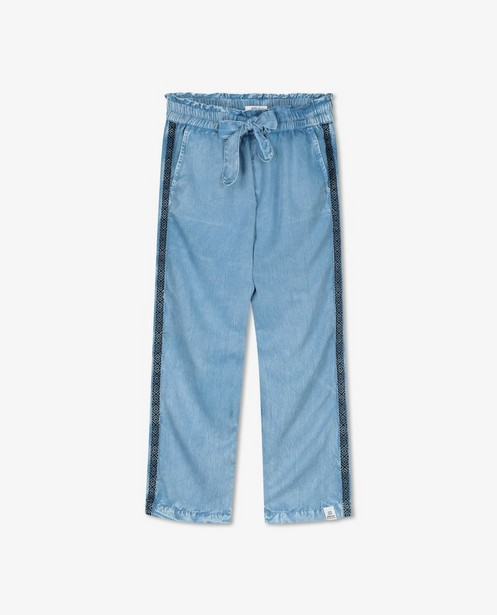 Palazzo broek Indian Blue Jeans - in lichtblauw - Indian Blue