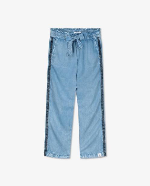 Pantalon palazzo Indian Blue Jeans - bleu clair - Indian Blue