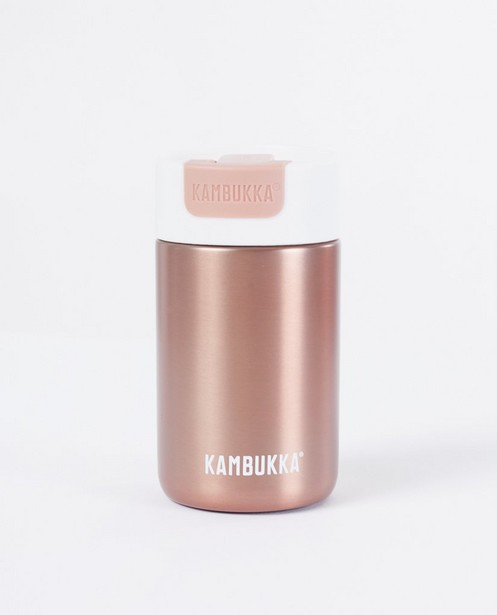 Roze koffiebeker 300 ml Kambukka - 300 ml - JBC