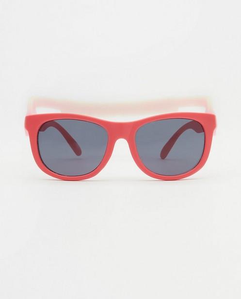 Rode zonnebril voor baby's - met afneembare elastiek - JBC