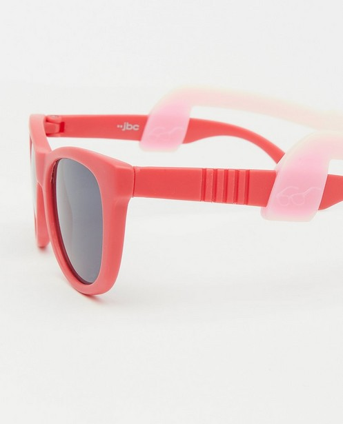 Zonnebrillen - Rode zonnebril voor baby's