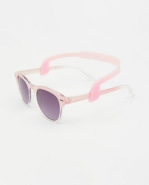 Zonnebrillen - Roze zonnebril voor baby's