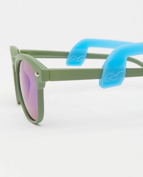 Zonnebrillen - Groene zonnebril voor baby's